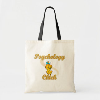 Psychology Chick Tote Bag