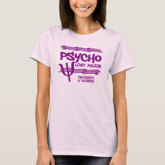 Psychology Major shirt - choose style & color