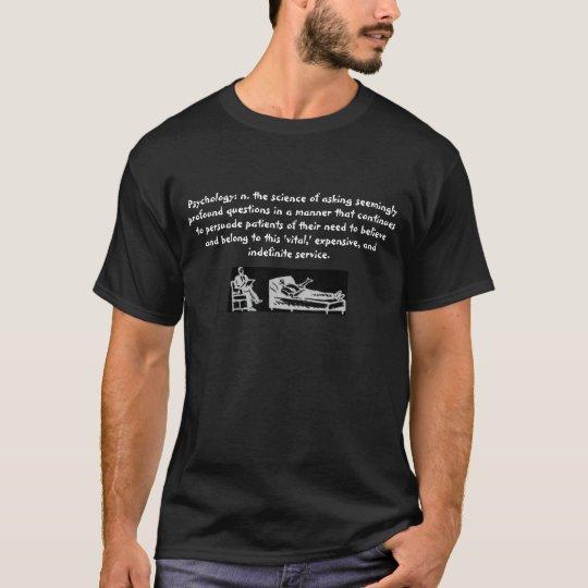 Psychology: n. blk T-Shirt