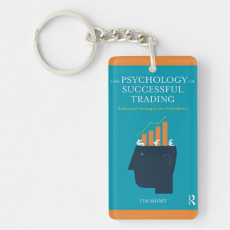 Psychology of Successful Trading Keyring