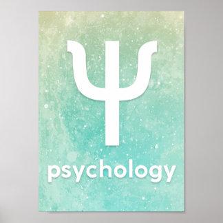 Psychology poster 21cm x 29cm