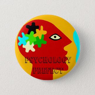 Psychology Prefect 2 Inch Round Button