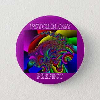 Psychology Prefect 2 Inch Round Button