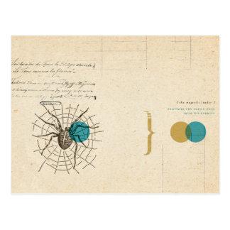 Psychology (series) postcard