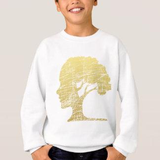 Psychology Tree Unique Symbol Environmental Philos Sweatshirt