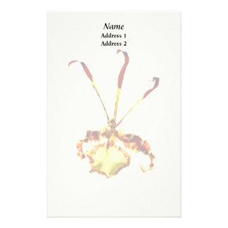 Psychopsis Mendenhall Hildos Orchid Stationery