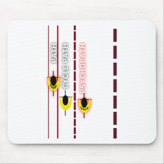 psycle path mouse pad