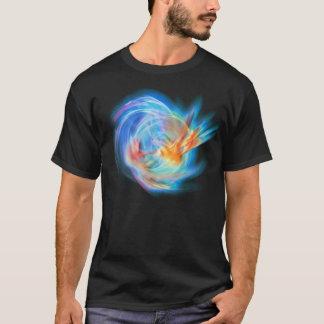 Psyhodelic twirl T-Shirt