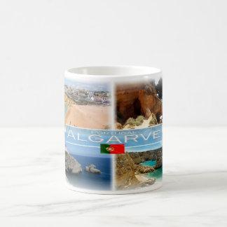 PT Portugal - Algarve - Coffee Mug