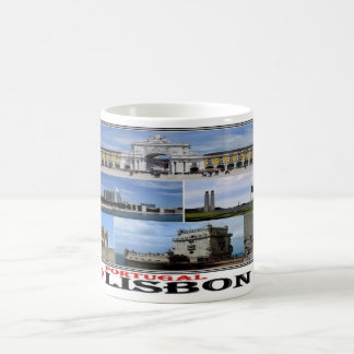 PT - Portugal - Lisbon - Coffee Mug