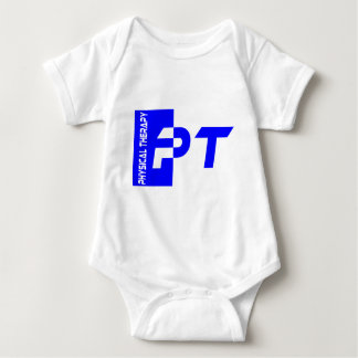 pt royal blue baby bodysuit