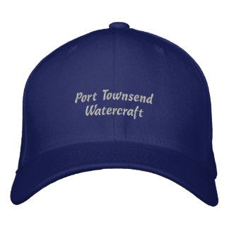 PT Watercraft CAP wh Embroidered Hat