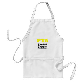 PTA Physical Therapy Assistant Standard Apron