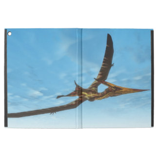 Pteranodon bird flying - 3D render