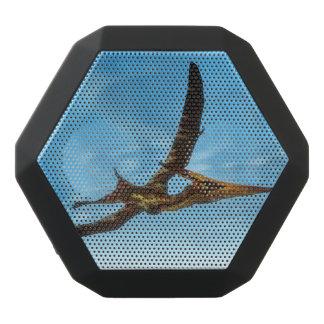 Pteranodon bird flying - 3D render Black Bluetooth Speaker