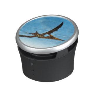Pteranodon bird flying - 3D render Bluetooth Speaker