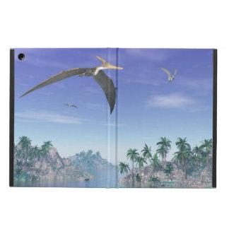 Pteranodon birds  - 3D render Case For iPad Air