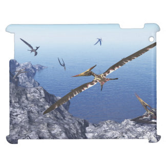 Pteranodon birds - 3D render Case For The iPad 2 3 4