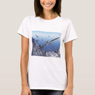 Pteranodon birds - 3D render T-Shirt