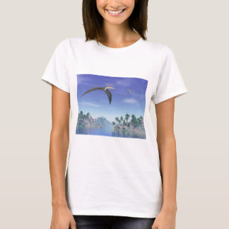 Pteranodon birds  - 3D render T-Shirt
