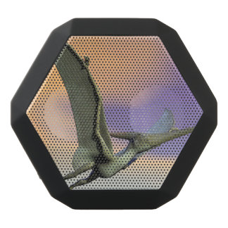 Pteranodon dinosaur flying - 3D render Black Bluetooth Speaker