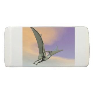 Pteranodon dinosaur flying - 3D render Eraser