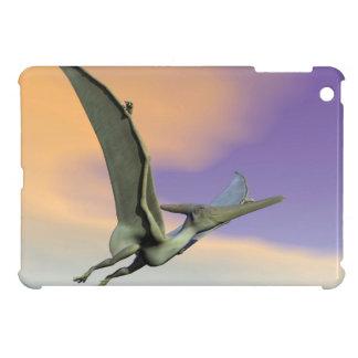 Pteranodon dinosaur flying - 3D render iPad Mini Cases