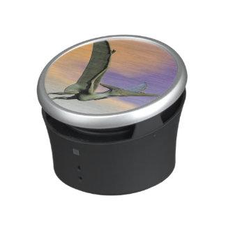 Pteranodon dinosaur flying - 3D render Speaker