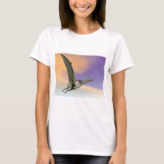 Pteranodon dinosaur flying - 3D render T-Shirt