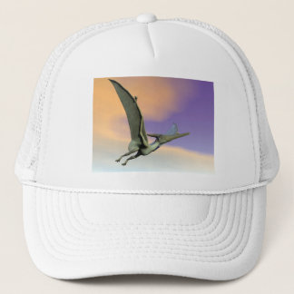 Pteranodon dinosaur flying - 3D render Trucker Hat