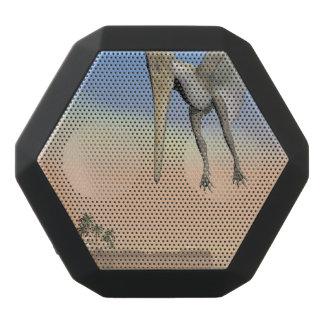 Pteranodon dinosaurs fishing - 3D render Black Bluetooth Speaker