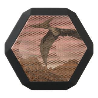Pteranodon dinosaurs flying - 3D render Black Bluetooth Speaker