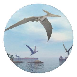 Pteranodon dinosaurs flying - 3D render Eraser