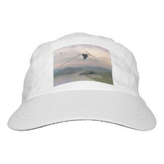 Pteranodon dinosaurs flying - 3D render Hat