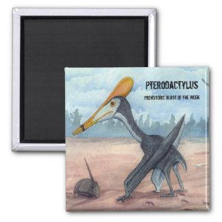 Pterodactylus Magnet