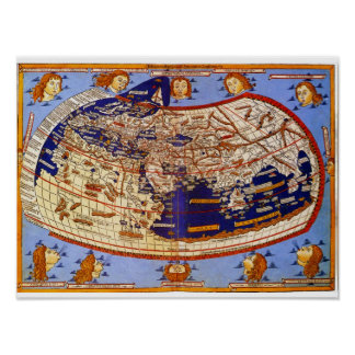Ptolemy Map Poster