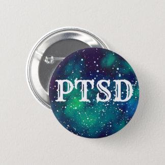 PTSD Customizable Galaxy Identity 2 Inch Round Button