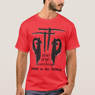 PTTP - Declaration of Independence Red T-Shirt