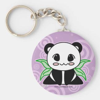 Pu-Ya the Panda Keychain