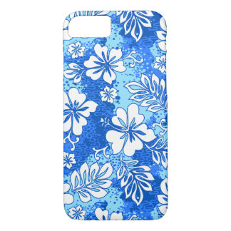 Pua Aloha Hawaiian Heart Shaped Hibiscus iPhone 8/7 Case