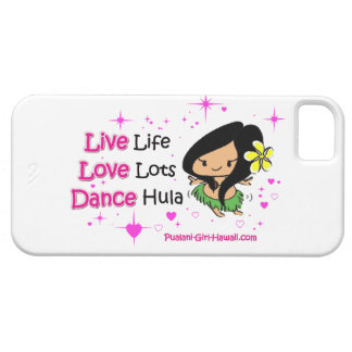 Pualani Girl Hawaii - iPhone4 Case