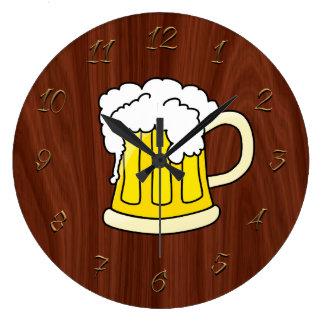 Pub-bar Large Clock