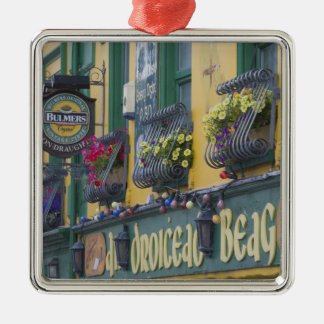 Pub, Dingle, Dingle Peninsula, County Kerry, Metal Ornament