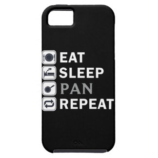 pubg-Eat Sleep Pan Repeat Case For The iPhone 5