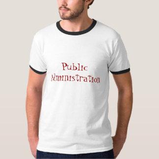 Public Administration T-Shirt