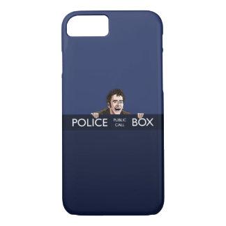 Public Call Box iPhone 7 Case