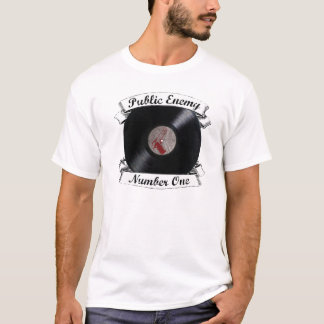 Public Enemy Number One Tee