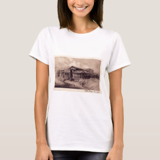 Public Library, New York City Vintage T-Shirt