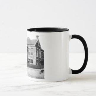 Public Library, San Luis Obispo,California Vintage Mug