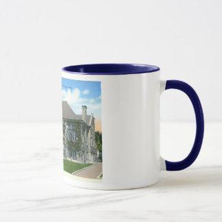 Public Library, Santa Cruz, California Vintage Mug